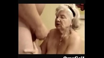 woman man 90 old young year Girl in see through top cock teases guys until they fuck her5
