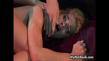 with mmf threesome scat hardcore bisexual Strap on lesbians cd1clip1