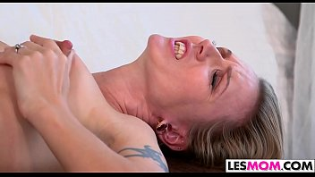 doughter teaching to mom sex Japanese son filled mother up