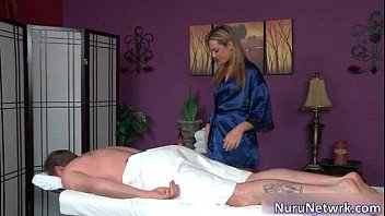 blonde gives footjob sexy 3d secrety of beauty 4