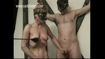 wank boy front in granny love jerk horny off Mom teaches son and daughter sex