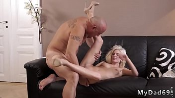 cock time blonde first for sucks Black blond student