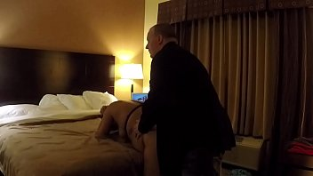 deflowered vid on Mature in stockings on ardent threesome