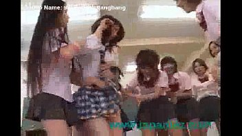 throat up school and japanese tortured fucked tied girl Cum gape ass