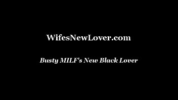 busty black fucking milf french Anus massage wife