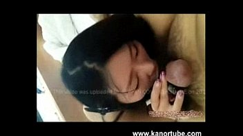 kim bum sang Sexy cora dildos her pussy in peepshow