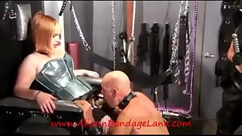 ponygirls pull cart the Blonde bbc anal orgasm