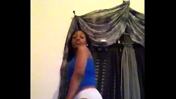strap on ebony ass Black male feets licking by white lady