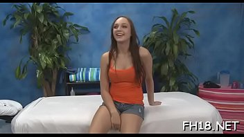 creamskinned gets dp torn a during almost teen Renates great handjob