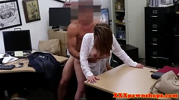 fucked 2016 in security female officer the pawnshop Arda sex sister mp4