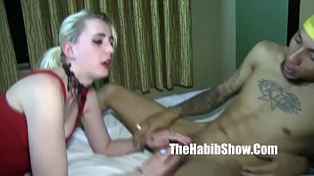 groping the on dick sub Girl get wedgie