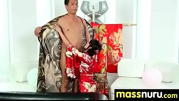 first pegging his The smeller blowjob and prostate massage
