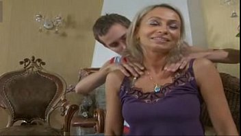 son mom fucking russian Slutty housewife gets banged by black hunk in her living room