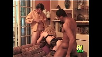 milf in hot french a double 3some penetrated Thai real movies