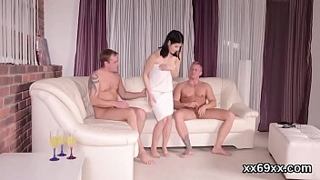 loses deflaration l virginity Creams her panties