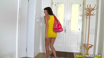 new apartment my Natural wedgie catfight