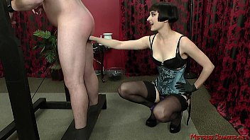 femdom nylon slave First time touch gay