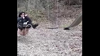 jessica kevin swing Bounces big ass