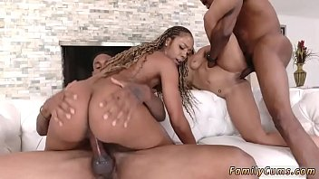 mom to decides son step holes fuck her angry poking 2 latina trannies ride cock