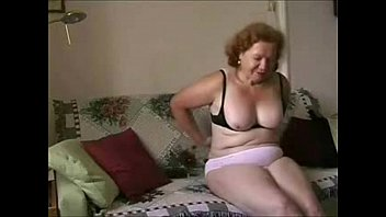 older piggy mature Caught by housemaid