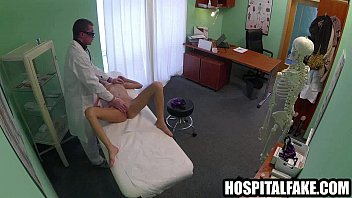 seduces his hot patient doctor Indian mom haua waif in hindi