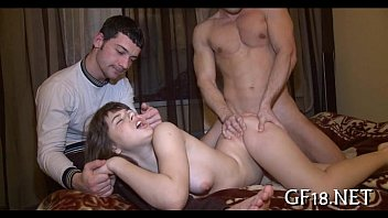 his hard and at guy girlfriend sits stares getting fucked Beautiful muscle girl heather armbrust downlod