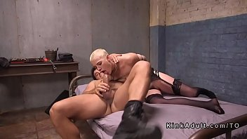 jean short blond with Daughter gives daddy birthday present