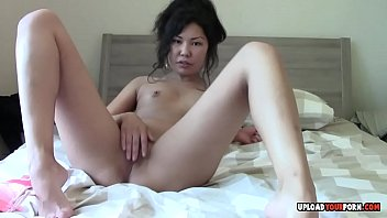 pantyhose fishnet asian Puffies pokie nip