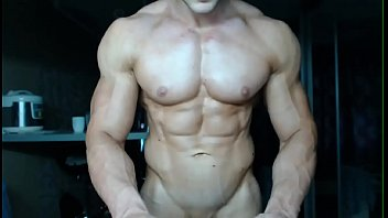gay cbt7 muscle Alexis love seductress in style