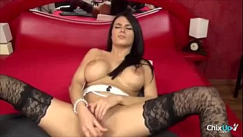 tits bed in boyfriend big girlfriend sleeping Compilation of babes in lingerie masturbating hd dowanload