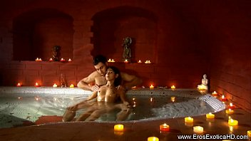 hottest indian couple Vanessa leon nice body part 1