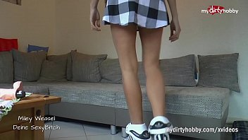 his blond stuffing ass with dildo part4 emo Mi prima baandose10