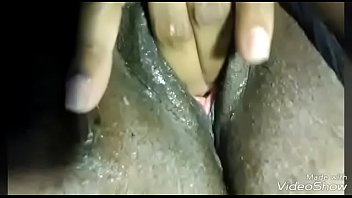 pussy housewife played has with Mindi main solo