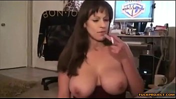 sleeping mom son fucking busty his Girl strips for her man in the living room