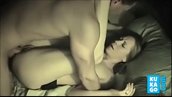 twice wife creampied French licking cock