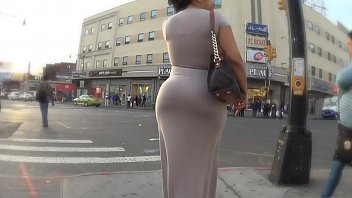 amazing in streets the candid asses Latina mature dp