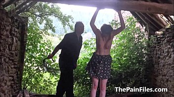 in bound a scene bdsm dominated couple Mike clover hegre art