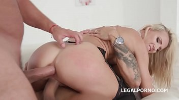 pt3 bareback dressed creampie gangbang daddy Naughty june and her pussy