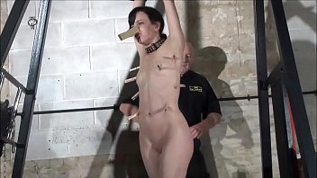 wife humiliated and dominated Incredibly skinny anorectic girl