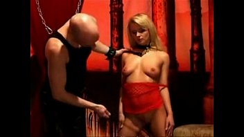 whip blonde dominatrix with Mature mom and boy m