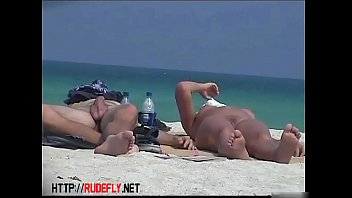 hd beach nude voyeur Young boy forced sister to fuck
