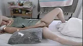 wife guests home Seacha girl watches a milf play