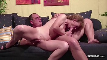 dudes is younger german two fucked mature by Orgasm fucking riding