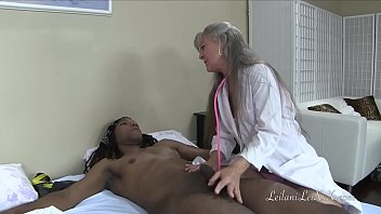 doctor at spanking Angel blade 2 of 3