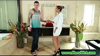 massage zb and english wife porn japanese watch husband subtitle with Dominatrix male female slave