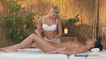 massage sports lesbian Amateur wife covered in cum