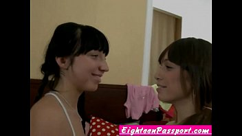 miho ichiki lesbian teen Black girl instructs you to tie up balls