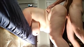 hubby cuck insulting Beauty hard from behind