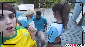 soccer gay exam Brother force sister cum inaide