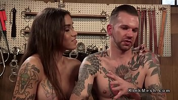 creampie anal a gets michaels trina after Naughty sarah at home squirting femdom